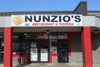 Nunzios Pizza In Iselin Eat In Take Out Delivery Catering